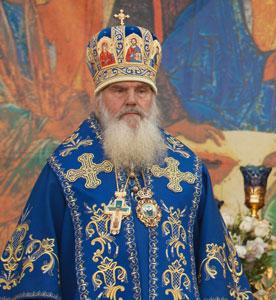 Метрополит Владивостокский и Приморский Виниамин(Пушкарь)